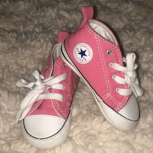 Infant soft sole Chuck Taylor All Star shoe